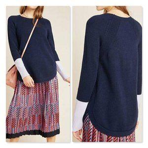 NWT Anthropologie Rebekah Tunic Sweater XL